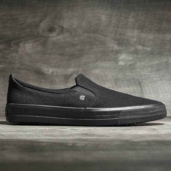 Mens Black Non Skid Shoes