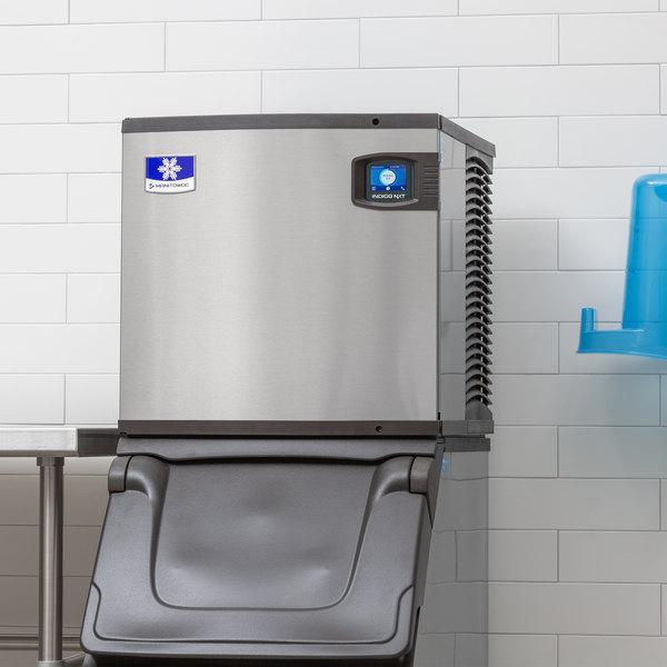 manitowoc idt0420a 161 indigo nxt 22 air cooled dice ice machine 115v 470 lb