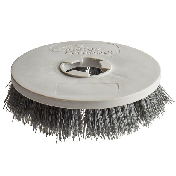 motorscrubber ms1039tg 7 1 2 gray tile and grout brush