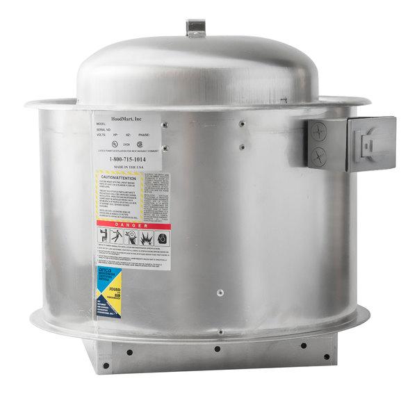 naks 10d 600 ff direct drive centrifugal upblast exhaust fan 600 cfm 1426 rpm 115v single phase