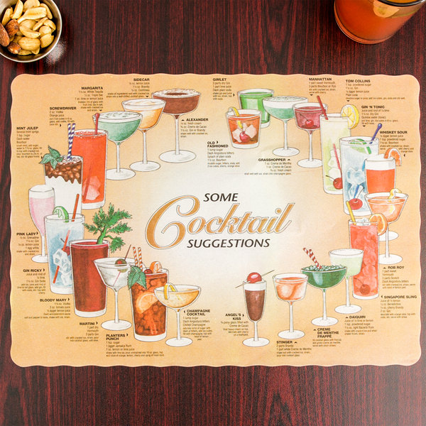 10 x 14 cocktail
