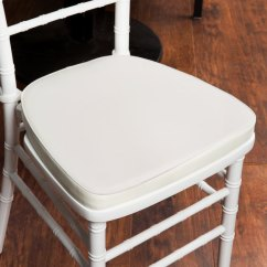Thick Chair Cushions Covers Large Lancaster Table Seating Ivory Chiavari Cushion 1 3 4 Image Preview