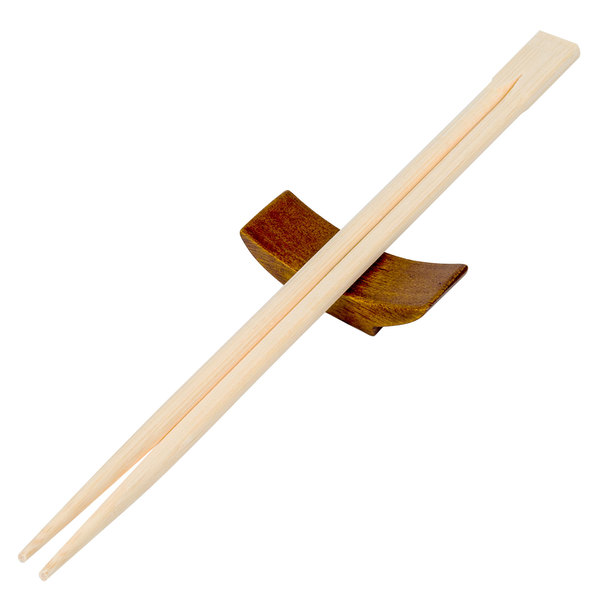Town 51329 Wood Traditional Chopstick Rest