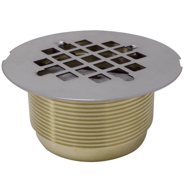 advance tabco k 16 replacement drain for 9 op series mop sinks