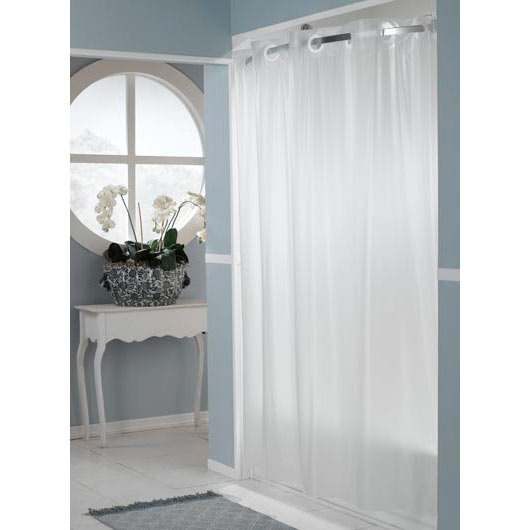 it s a snap hbh14sl0957 frost peva one planet shower curtain liner with magnets 70 x 57
