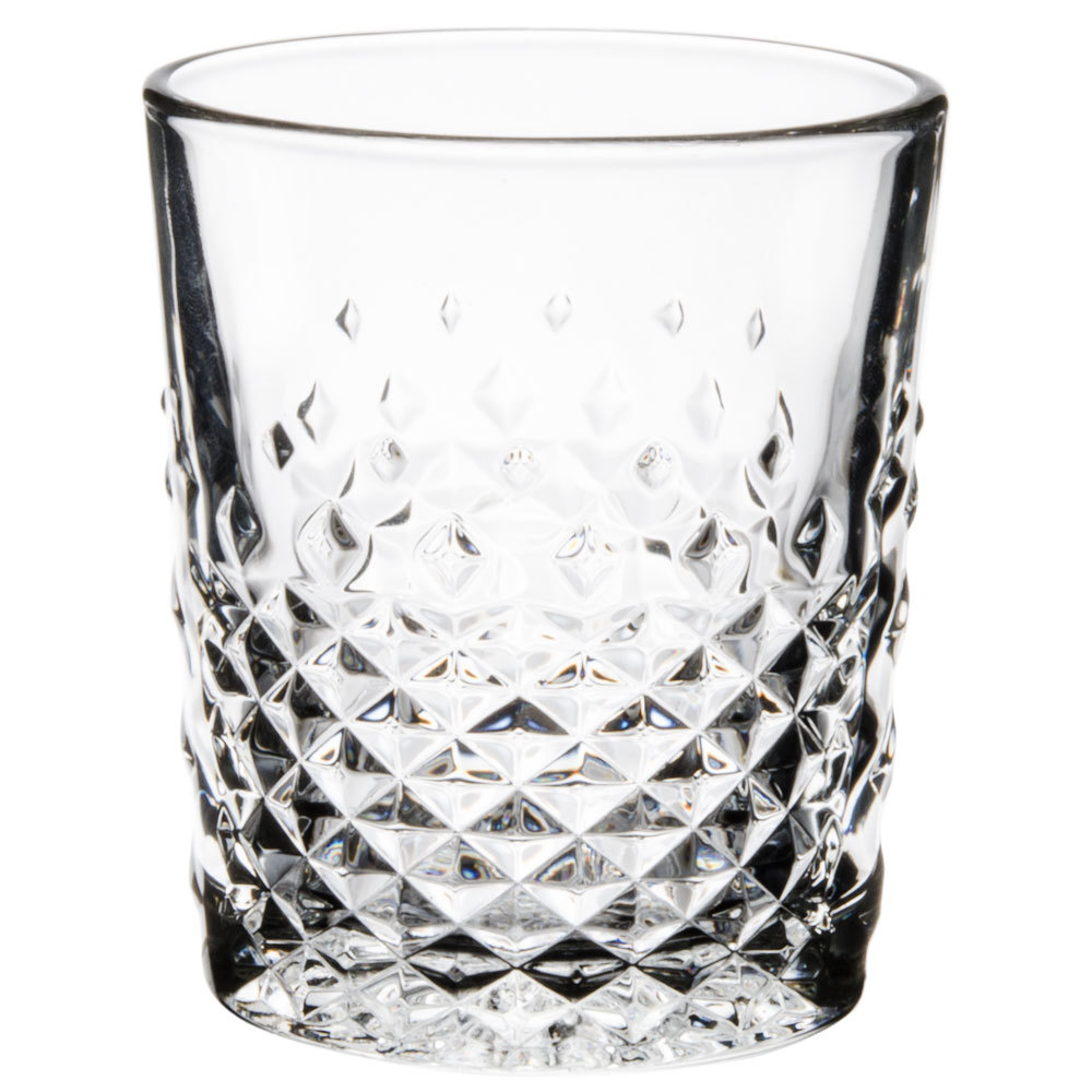 Libbey 925500 Carats 12 oz. Double Old-Fashioned Glass