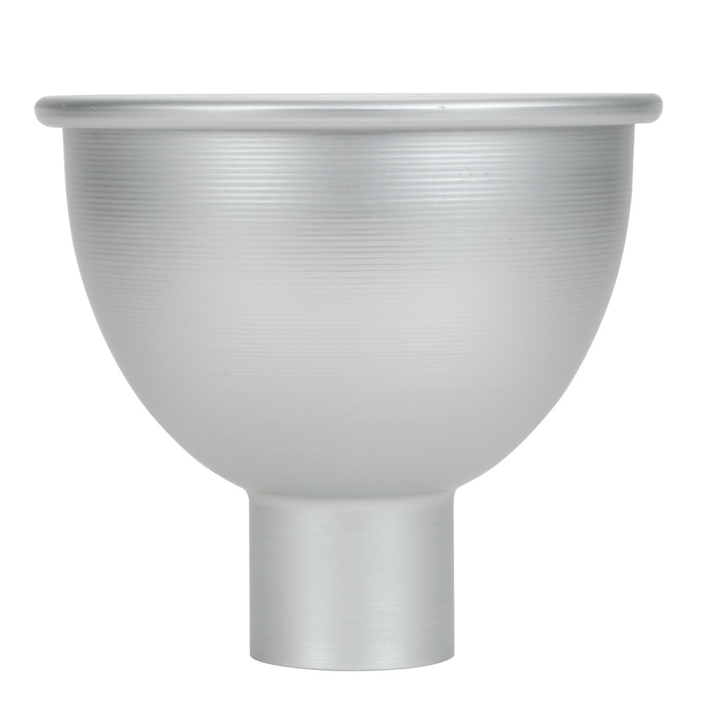 kitchen funnel used island for sale funnels food cooking american metalcraft 1004 4 qt aluminum large mouth