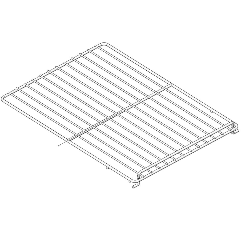 Alto-Shaam SH-26894 Stainless Steel Shelf for ASC-2E and 2