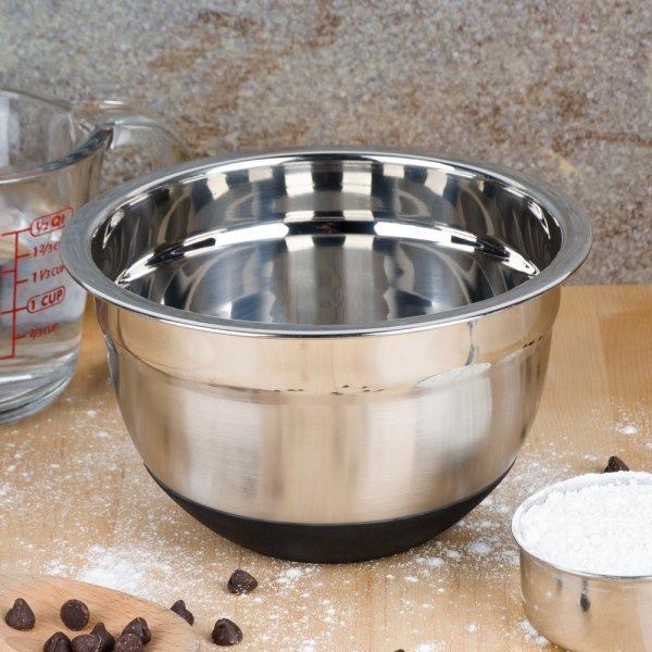 1.5 Qt. Heavyweight Stainless Steel Mixing Bowl With