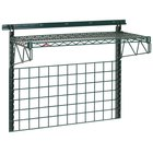 Metro SWGB2 Smartwall G3 Stainless Steel Grid Mounting