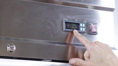 small resolution of how to program a carel ir33 controller on an avantco freezer video webstaurantstore