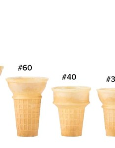 Cake cone size chart also different types of ice cream cones choosing the best rh webstaurantstore