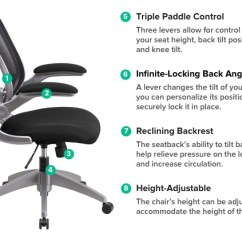 Design Chair For You Christmas Rocking Covers Types Of Office Chairs How To Choose The Best Many Different Features Have Continued Increase Over Years Meet Demand A More Comfortable User Experience