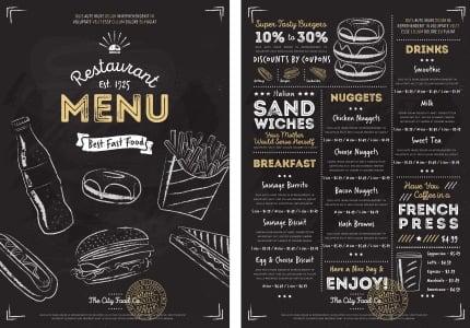 Restaurant Menu Design | How to Create a Menu