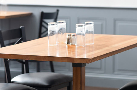 restaurant furniture tables and
