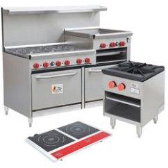 Kitchen Equipment Vintage Table Commercial Cooking Webstaurantstore