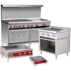 Kitchen Equipment Crosley Island Restaurant Store Cooking
