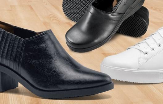 Black High Top Non Slip Shoes