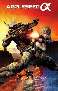 Watch Appleseed Alpha full episodes online English dub.