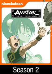 Avatar: The Last Airbender: Book 2 - Earth (Dub) Episode 19 English Subbed