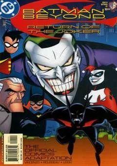 Batman Beyond: Return of the Joker (Uncut) Episode 1 English Subbed