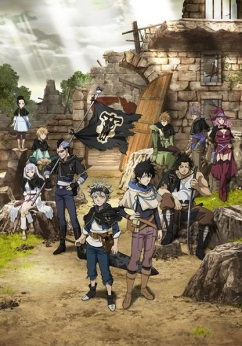 Black Clover (TV) Episode 153 English Subbed