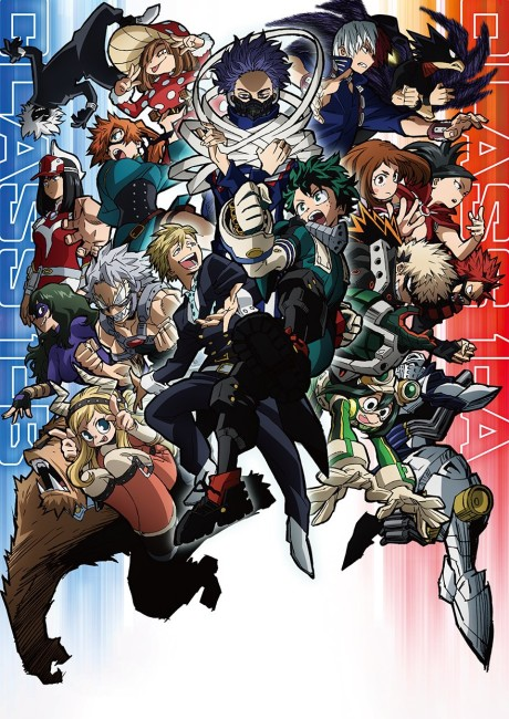 Boku no Hero Academia 5th Season Episode 3 English Subbed