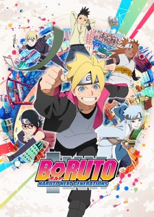 Boruto: Naruto Next Generations Episode 195 English Subbed