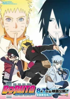 Boruto: Naruto the Movie (Dub) Episode 1 English Subbed
