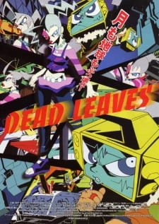 Dead Leaves (Dub) Episode 1 English Subbed
