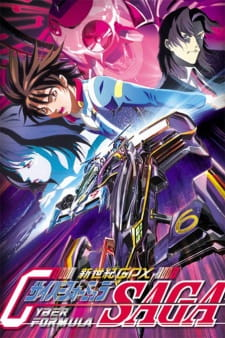 Future GPX Cyber Formula Saga Episode 8 English Subbed