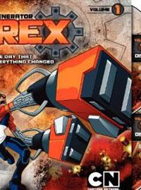 Generator Rex Season 01 (Dub) Episode 21 English Subbed