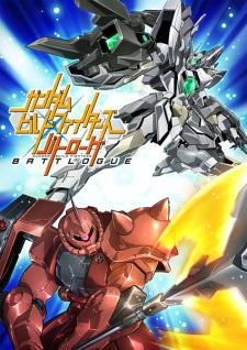 Gundam Build Fighters: Battlogue Episode 5 English Subbed