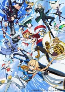 Hangyakusei Million Arthur Episode 10 English Subbed