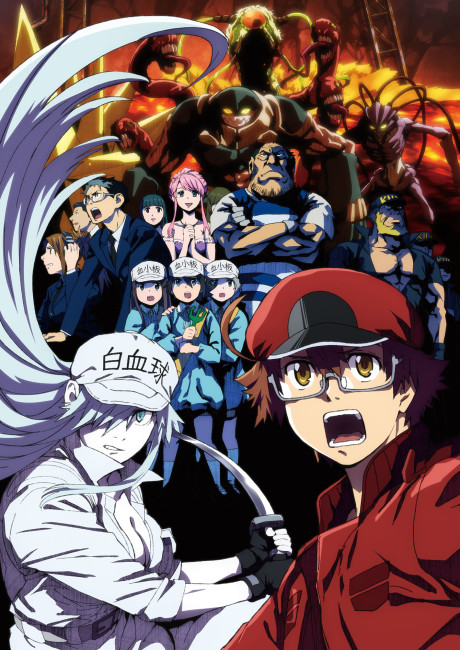 Hataraku Saibou Black (TV) Episode 10 English Subbed
