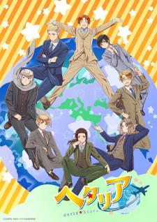Hetalia World★Stars (Dub) Episode 8 English Subbed