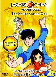 Jackie Chan Adventures Season 01 (Dub) Episode 13 English Subbed