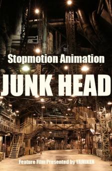 Junk Head Episode 1 English Subbed