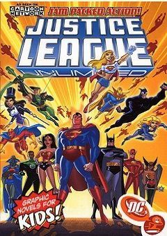 Justice League Unlimited Season 02 Episode 13 English Subbed