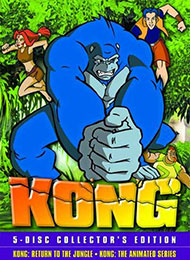 Kong: The Animated Series (Dub) Episode 40 English Subbed
