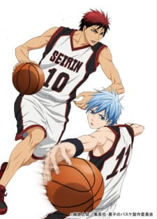 Kuroko no Basket 3rd Season NG-shuu Episode 9 English Subbed