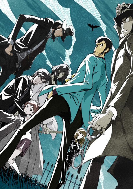 Lupin III: Part 6 Episode 2 English Subbed
