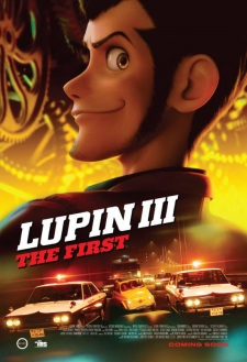 Lupin III: The First (Dub) Episode 1 English Subbed