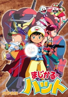 Magical Hat Episode 5 English Subbed