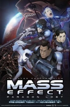 Mass Effect: Paragon Lost (Dub) Episode 1 English Subbed