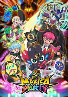 Mazica Party Episode 1 English Subbed