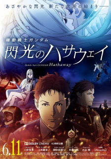 Mobile Suit Gundam: Hathaway's Flash Episode 1 English Subbed