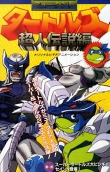 Mutant Turtles: Choujin Densetsu-hen Episode 2 English Subbed