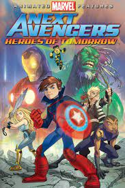 Next Avengers: Heroes of Tomorrow (Dub) Episode 1 English Subbed
