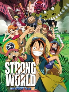 One Piece Film: Strong World (Dub) Episode 1 English Subbed